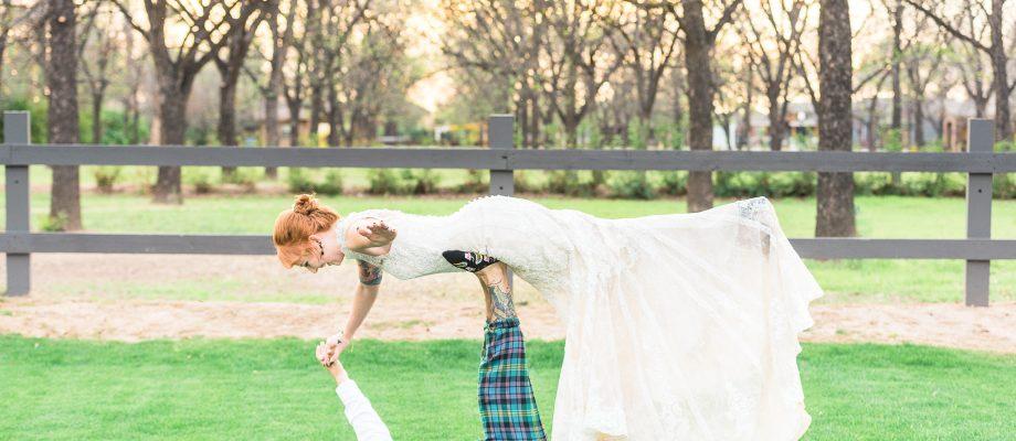 VENUE AT THE GROVE WEDDING: Phoenix, AZ Photographer: Caitlyn + Bob