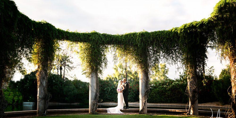 HYATT SCOTTSDALE RESORT GAINEY RANCH WEDDING: Gina + Ken