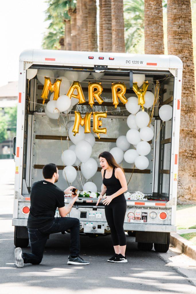 Shocking Wedding Engagement