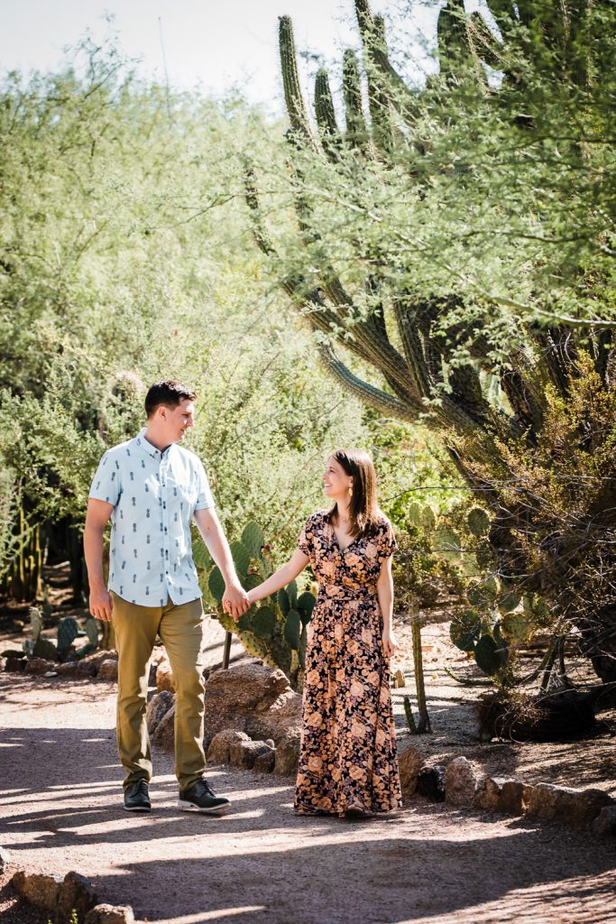 Sweet desert botanical garden proposal
