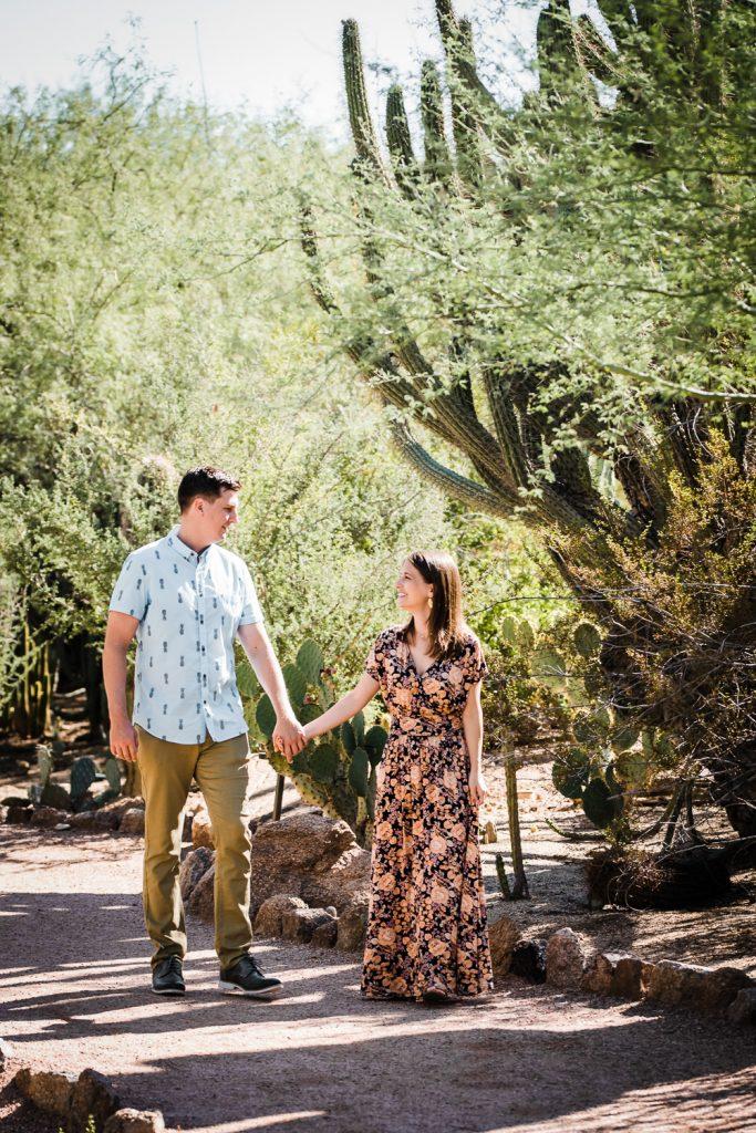 Sweet desert botanical garden proposal