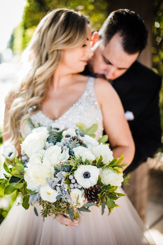Fairytale Litchfield Park Wedding Bouquet