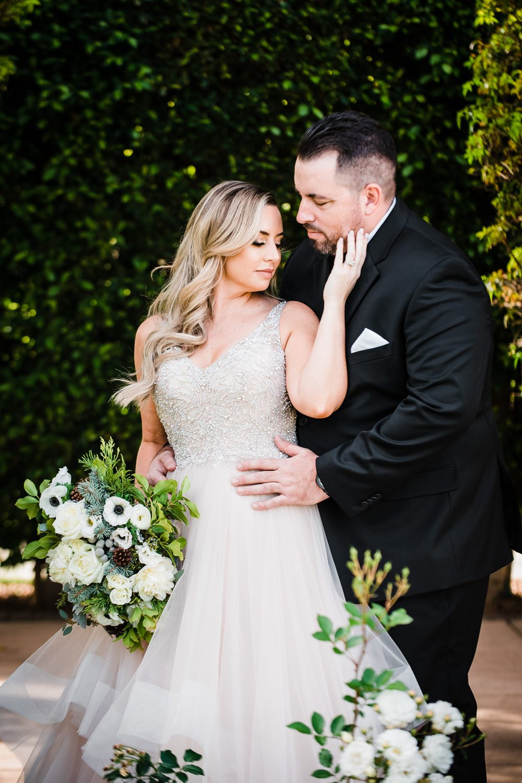Romantic Editorial Wedding Photo