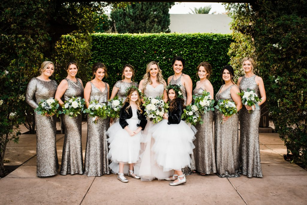 Fairytale Litchfield Park Wedding
