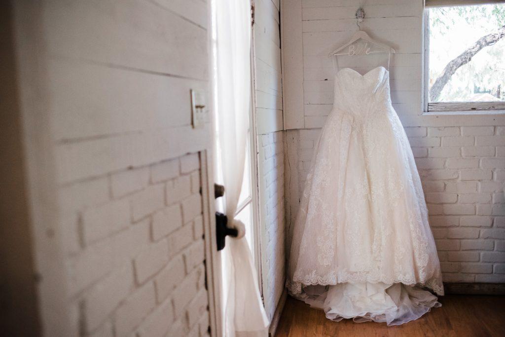 Windmill Winery Brides Cottage Dress