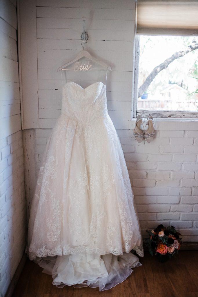 Windmill Winery Bridal Cottage Dress