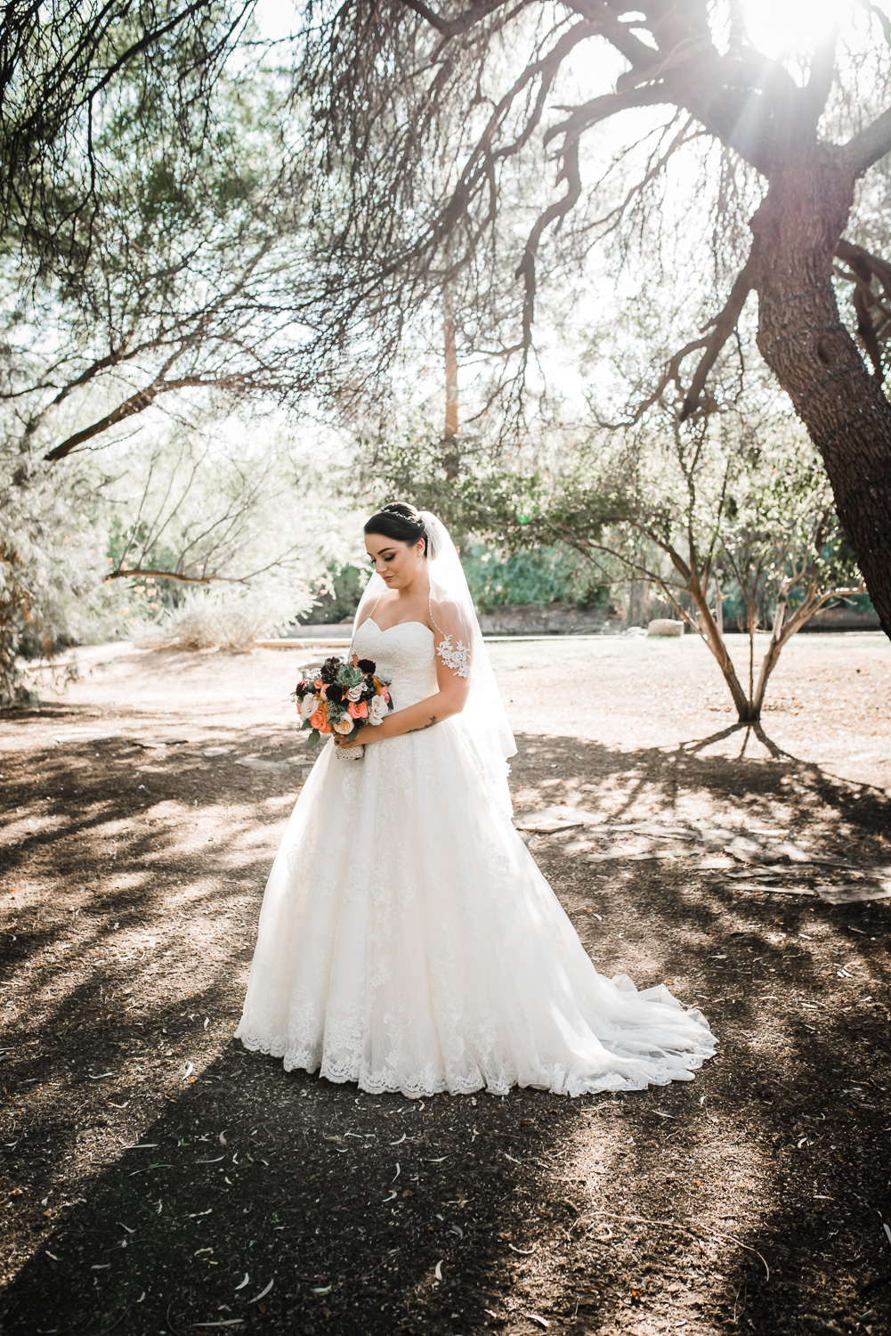 Windmill Winery Bride by Twisted Tree